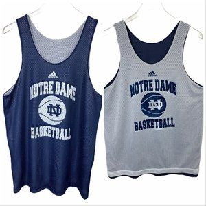 A4 jersey size small Notre Dame adidas basketball